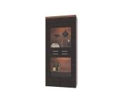 Джадд СТЛ 032.05 Шкаф со стеклом и подсветкой 4-х дверный (900х432х2036)