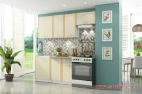 Кухня «Бланка» СТЛ.094.00 (Белый/Дуб кремона)