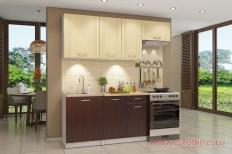 Кухня «Бланка» СТЛ.219 (Клён/Мирт)