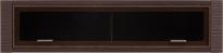 Рафло венге Полка-витрина SFW 1WK 4-15 1520х255х370