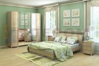 Спальня Дольче Нотте 1 (Дуб Сонома)