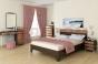 Спальня Дольче Нотте 14 (Дуб Венге/Слива Валлис)