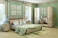Спальня Дольче Нотте 18 (Дуб Сонома)