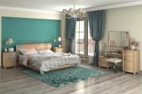 Спальня Дольче Нотте 3 (Дуб Сонома)