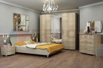 Спальня Дольче Нотте 7 (Дуб Сонома)
