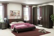 Спальня Дольче Нотте 9 (Дуб Венге)