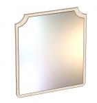 Аврора Панель с зеркалом (клен) ЛД 504.090 (800х900х20)