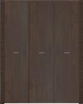 Рафло венге Шкаф платяной SZF 3D 21-17 1660х655х2050