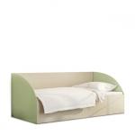 Ларс Кровать-диван СВ-90 салатовый