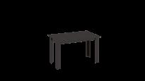 Кантри стол обеденный Т1 венге/венге (1100×700×710)