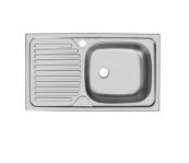Мойка Юкинокс CLM760.435-5K 1R врезная (правая)(760x435x150)