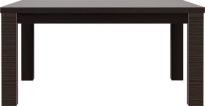 Рафло венге Стол журнальный LAW 6-11 1100х650х550