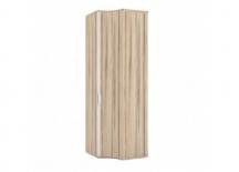 Шкаф угловой с гнутой дверью 636.060 (930х2186х930)