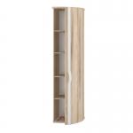 Шкаф-окончание с гнутой дверью (правый) 636.070 ( 444х2186х596)