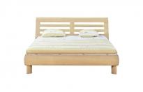 Дрим Кровать 140k с основанием цвет: клен (1585х2185х395-855) спальное место 1400/2000