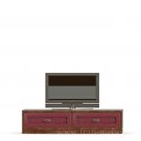 ДИЕГО Тумба (2 ящика) СВ-369(1560х370х530) (Дуб бордо)