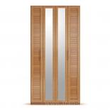 ЭСТЕЛЬ Шкаф 4-х дверный СВ-400(1200х2404х600)