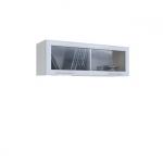 ЭСТЕЛЬ Полка-витрина СВ-408 сосна юрга (1194х400х372)
