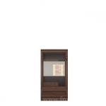 ЭЛЬЗА Комод-витрина СВ-432(602х1138х374)