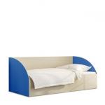 Ларс Кровать-диван СВ-90 синий