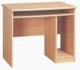 Поп Письменный стол цвет: Ольха медовая kbiu-8-9 900x600x755