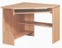 Поп Письменный стол цвет: Ольха медовая kbiun-8-9 905x905x755