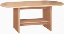 Поп Журнальный стол цвет: Ольха медовая klaw-110-S 1100x600x530