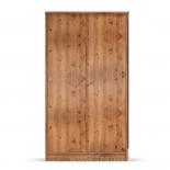 Юниор Шкаф 2-х дверный СВ-102/1 (сосна тонированная)