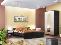 Кровать без основания Эльт СБ-1803-01 (2050х650х1662) спальное место 1600х2000