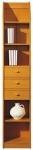 Поп Пенал цвет: Ольха медовая k3so-19-4 (390х265х1985)
