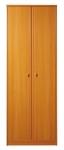 Поп Шкаф цвет: Ольха медовая kd-19-7 740х400х1985