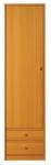 Поп Шкаф цвет: Ольха медовая ksu2s-19-5 540х550х1985