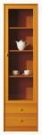 Поп Витрина цвет: Ольха медовая kw2s-19-5 (540х400х1985)