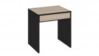 Стол компьютерный «Мики» Дуб Сонома, Венге Цаво 730×594×750 (Тип 1 ПМ-155.11)