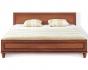 Нью-Йорк Кровать GLOZ Яблоня локарно 140 каркас 1485х2100х350 с ортопедическим основанием Спальное место 1400/2000