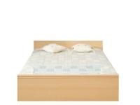 Поп Кровать Ольха 160 (1675х2055х800) с ортопедическим основанием Спальное место 1600/2000