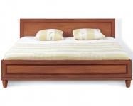 Нью-Йорк Кровать GLOZ Яблоня локарно 160 каркас 1685х2100х350 с ортопедическим основанием Спальное место 1600/2000
