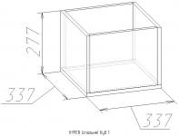 Гипер Куб 1 (337х277х337)