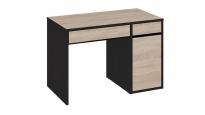 Стол компьютерный «Мики» Дуб Сонома, Венге Цаво 1105×595×750 (Тип 2 ПМ-155.12)