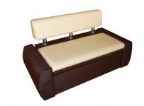 """Прямой диван """"Модерн 3 МД"""" с коробом"""
