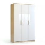 НИКОЛЬ Шкаф 3-х дверный СВ-542 (1350Х2228Х581)