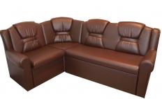"""Мягкий кухонный диван """"Гранд 3 ДУ"""""""