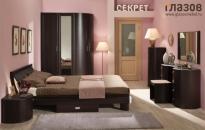 Спальня Секрет Дополнительная комплектация 4