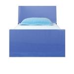 Аватар Кровать N синий металлик 955х2160х850 Спальное место 900х2000