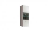 Гостиная Янг белый SFW1W 124 шкаф настенный 400х320х1200