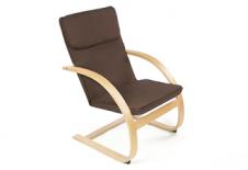 Кресло-Качалка CAPELLO (коричневый)