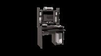 Компьютерный стол «Школьник-Люкс» Венге цава (900×600×1480)