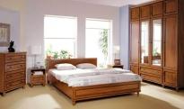 Спальня Нью-Йорк Доп. комплектация в цвете яблоня локарно