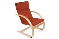 Кресло-качалка CAPELLO (коралловый)