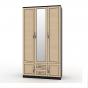 Гриф СБ-1381 Шкаф 3-х дверный (1200х2236х582)